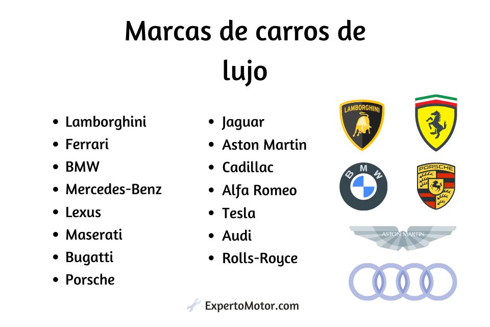 Marcas de carros de lujo
